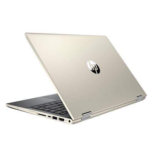 Laptop HP Pavilion x360 14-cd0082TU 4MF15PA (Gold)