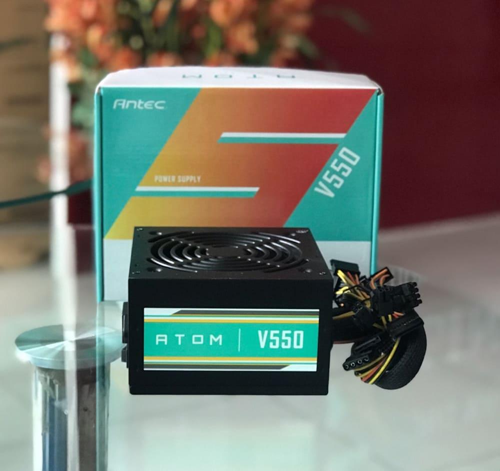 Nguồn Antec ATOM V550 550W -Standard