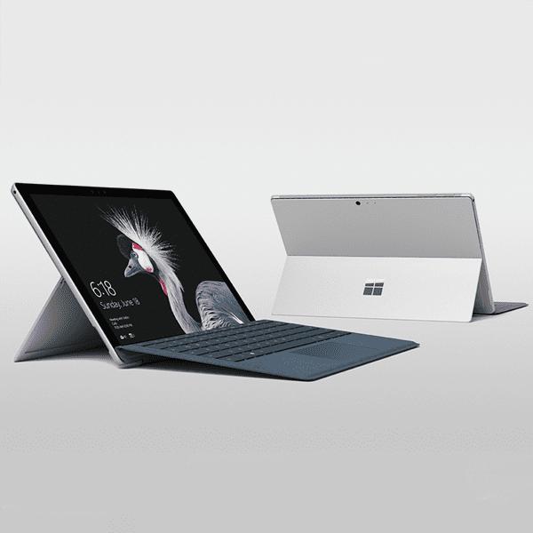 Microsoft Surface Pro 6 i7/8G/256Gb (Platium)- 256Gb SSD/ 12.3Inch/ Wifi/Bluetooth