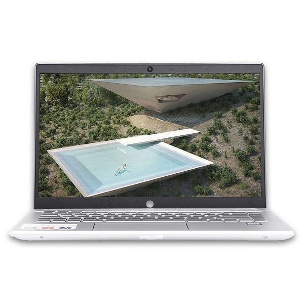 Laptop HP Pavilion 14-ce1013TU 5JN20PA (Pink)