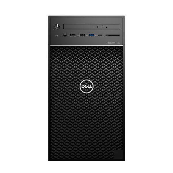 Máy trạm Workstation Dell Precision 3630 - 70172470/ Xeon/ 8Gb (2x4Gb)/ 1Tb/ Quadro P620/ Ubuntu 14.04