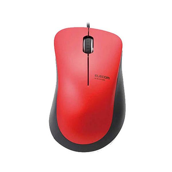 Chuột quang Elecom M-BL24UBSRD (Đỏ)