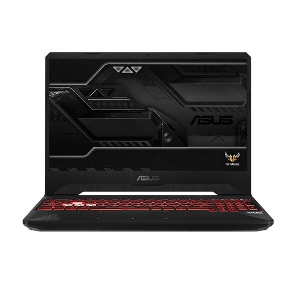 Laptop Asus Gaming FX505GE-BQ056T (i7-8750H/8GB/1TB HDD/15.6FHD/GTX1050 TI 4GB/ Win10/Black)