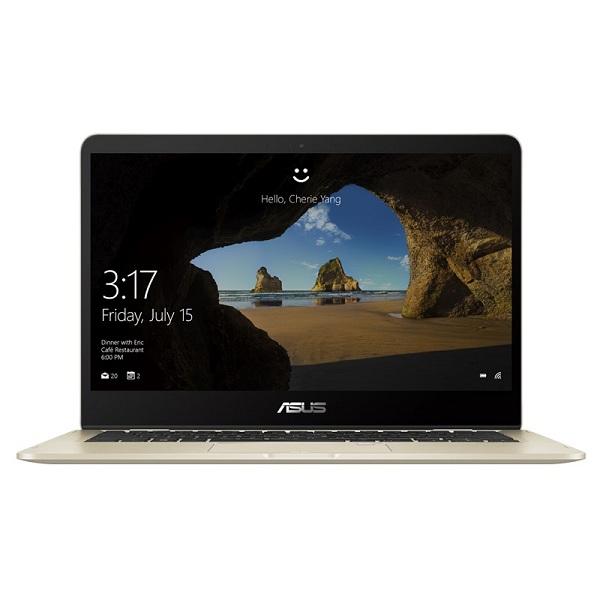 Laptop Asus UX461UA-E1147T (Gold)- FingerPrint, xoay 360 độ
