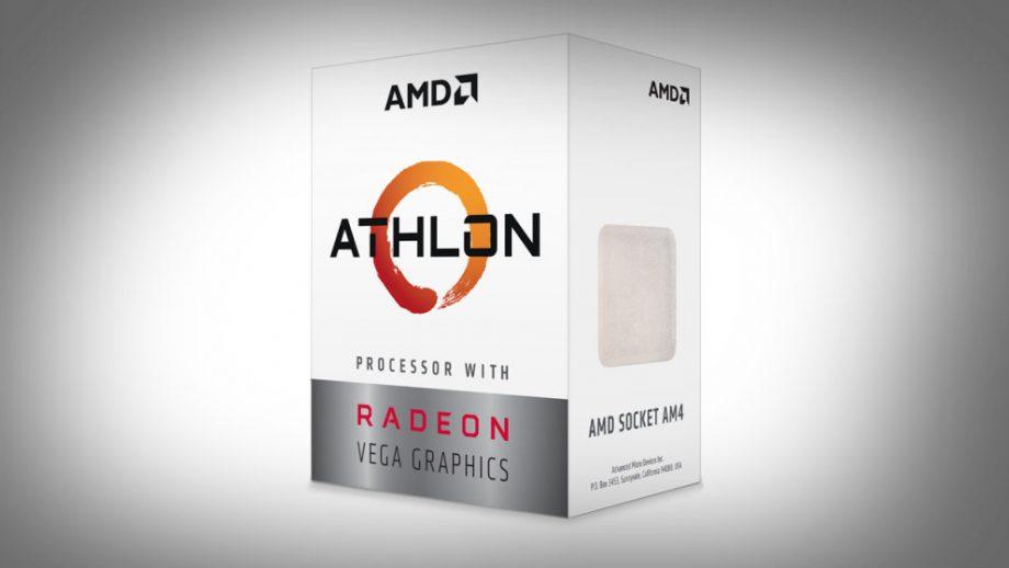 CPU AMD Ryzen Athlon 220GE (3.4Ghz/ 5Mb cache)
