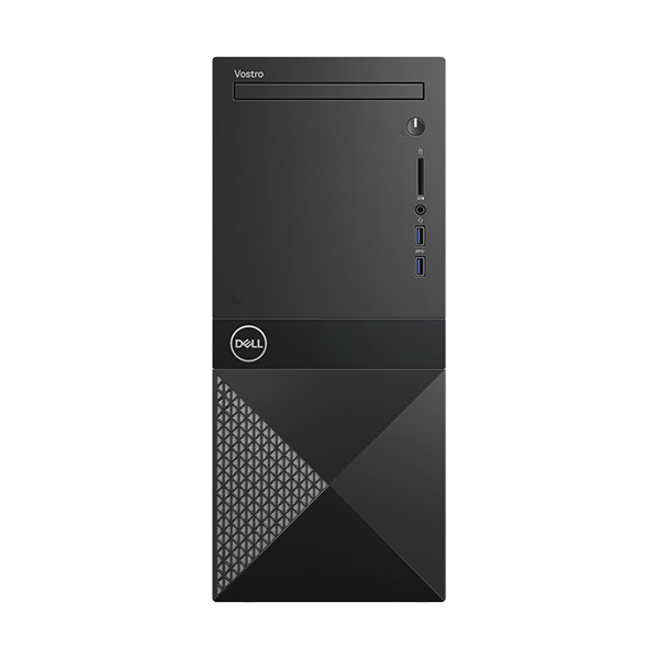 Máy tính để bàn Dell Vostro 3670_42VT37D026/ Core i7/ 8Gb/ 1Tb/ NVIDIA GTX1050/ Ubuntu