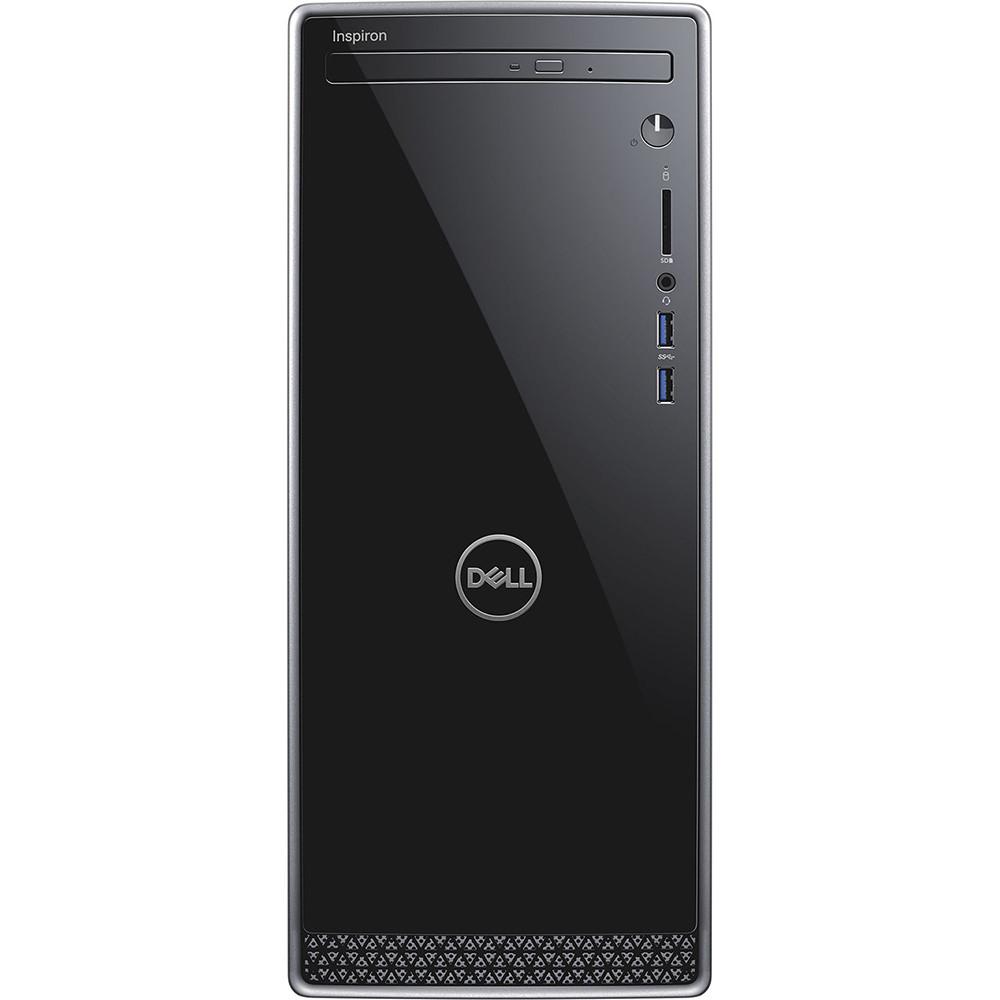 Máy tính để bàn Dell Inspiron 3670_42IT37D011/ Core i7/ 16Gb (2x8Gb)/ 2Tb/ NVIDIA Geforce GT1030 2GB GDDR5/ Ubuntu