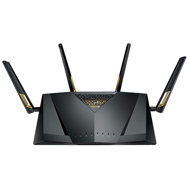 Bộ phát wifi Asus RT-AX88U Gaming AX6000Mbps 70 User