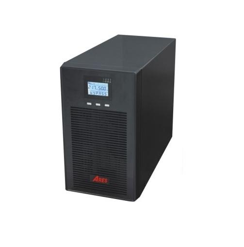 Bộ lưu điện UPS ARES AR901II (1KVA - 900W)