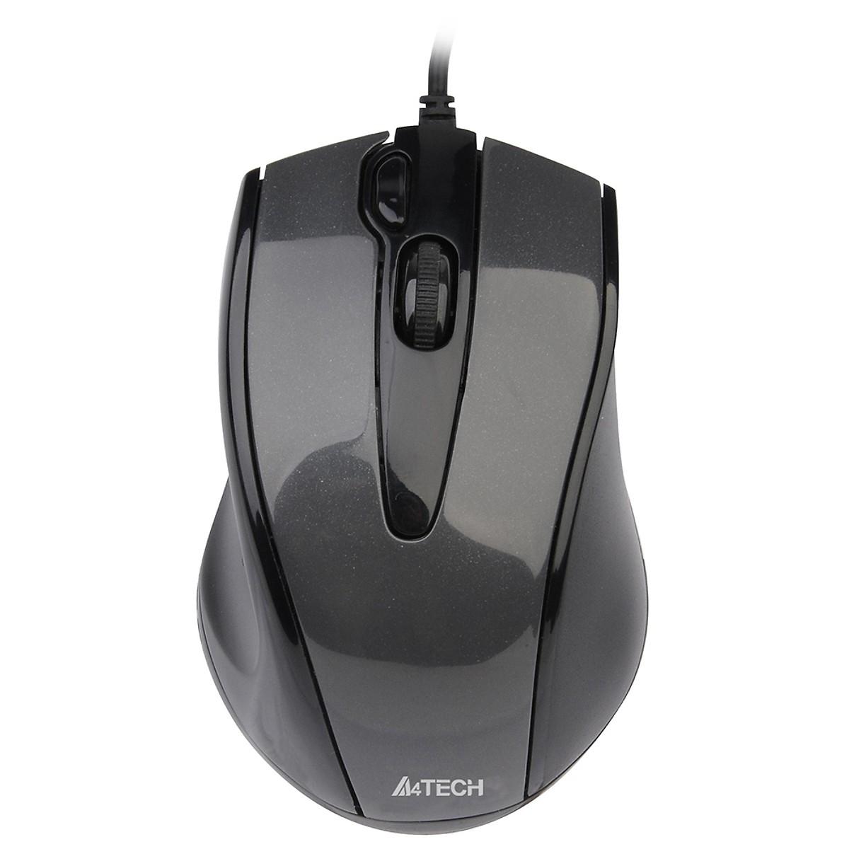 Chuột có dây A4tech V-TRACK N-500F USB
