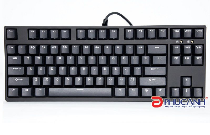 Bàn phím cơ DURGOD V87 (Red Switch) (USB)