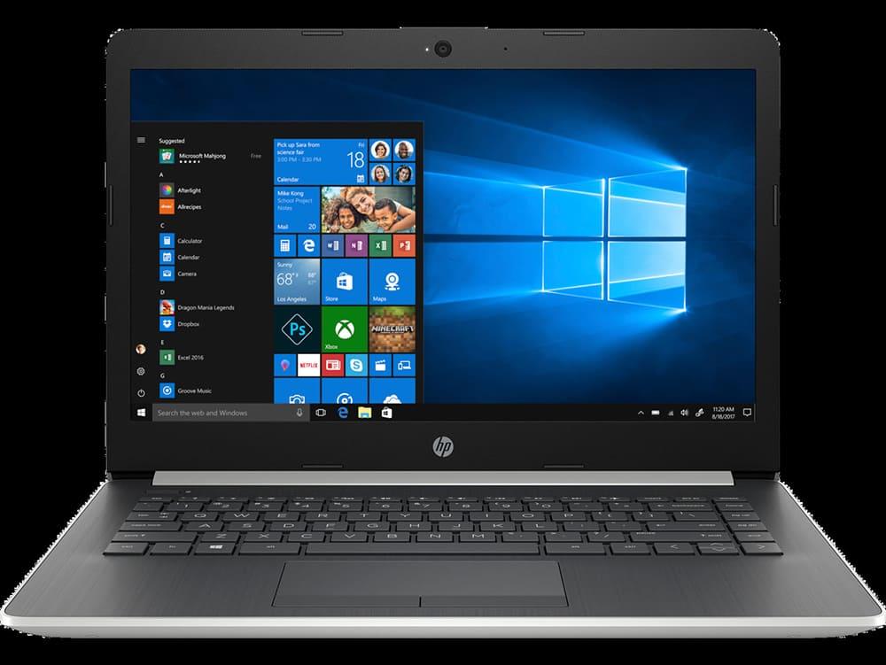Laptop HP 14-ck0135TU 6KD74PA