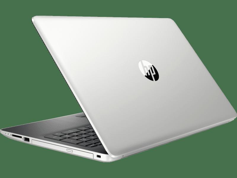 Laptop HP 15-da0358TU 6KD02PA (Silver)