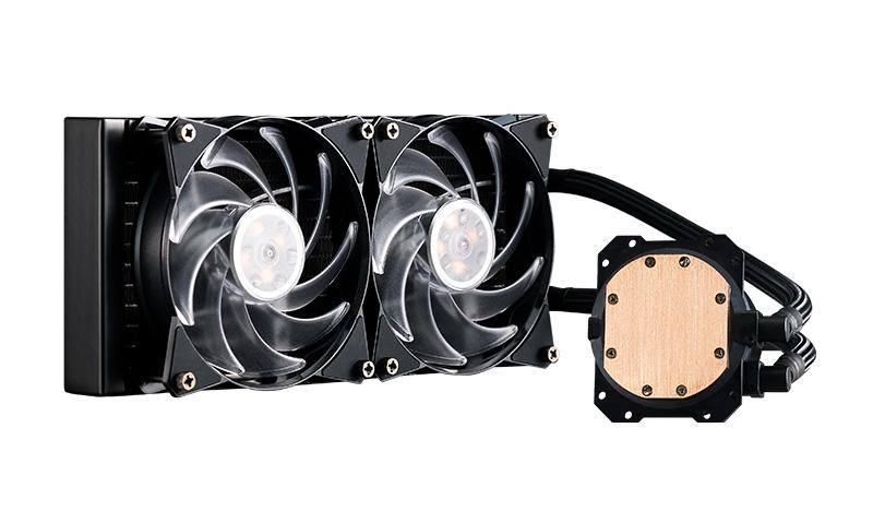 Tản nhiệt nước AIO Cooler Master MasterLiquid ML240L RGB (MLW-D24M-A20PC-R1)