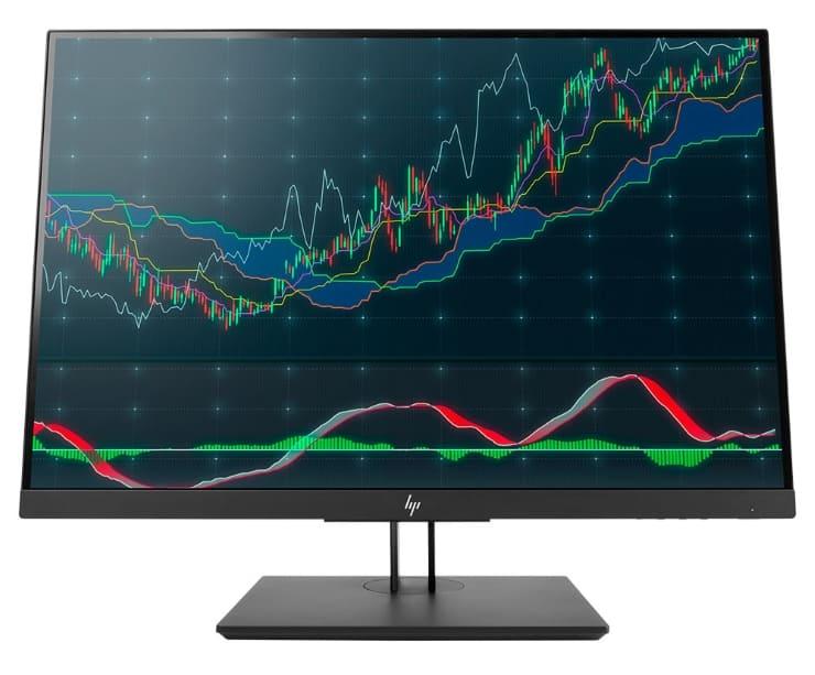 Màn hình HP Z24n G2 Display 24.0Inch IPS (1JS09A4)