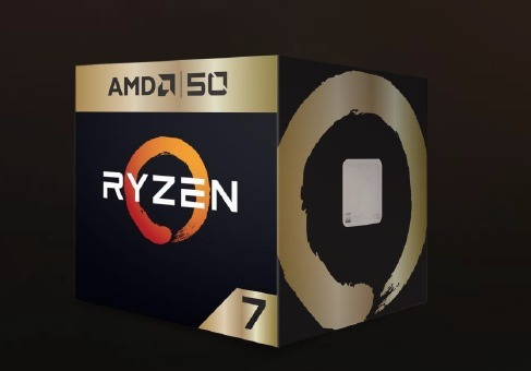 CPU AMD Ryzen 7 2700X Limited(Up to 4.3Ghz/ 20Mb cache)