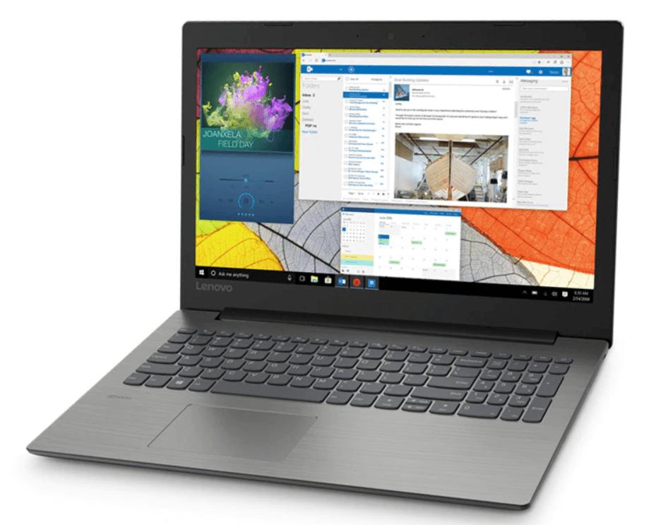 Laptop Lenovo Ideapad 330S 14IKB 81F401F9VN (Grey)- Màn full HD, mỏng, vỏ nhôm, Bảo hành onsite