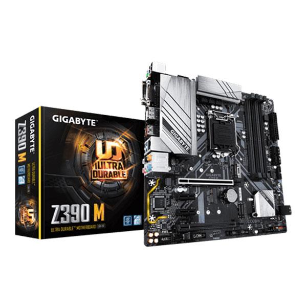 Main Gigabyte Z390 M (Chipset Intel Z390/ Socket LGA1151/ VGA onboard)