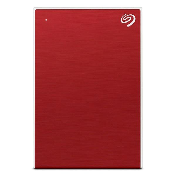 Ổ cứng di động Seagate Backup Plus Slim 1Tb USB3.0- Màu đỏ (STHN1000403)
