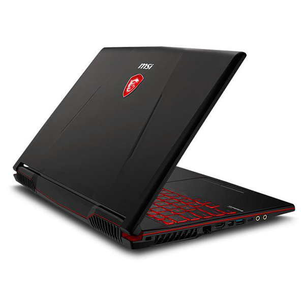 Laptop MSI GL63 9SD 843VN (Black)- GTX1660 TI