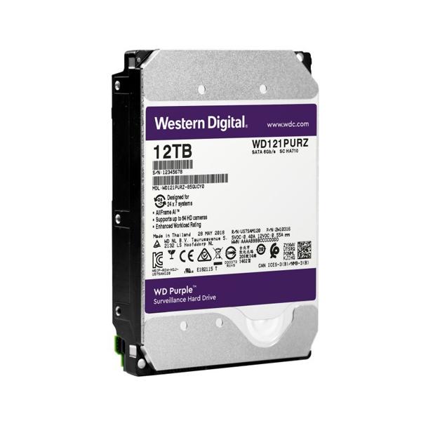 ổ cứng Western Purple