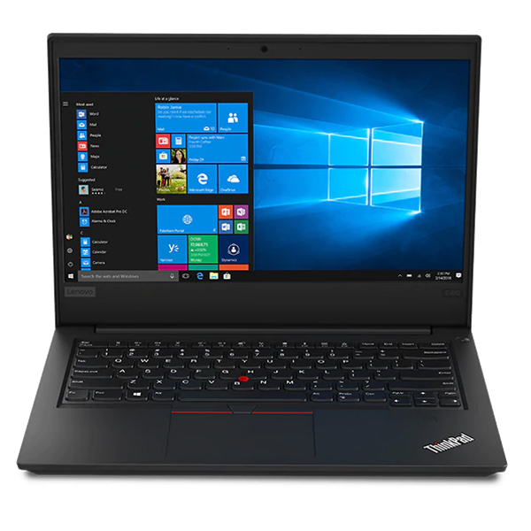 Laptop Lenovo Thinkpad E490 20N8S0CJ00 (Core i5-8265U/4Gb/1Tb HDD/14.0'/VGA ON/Finger Print/Dos/Black)