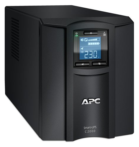 Bộ lưu điện APC Smart SMC2000I (2000VA/ 1300W)