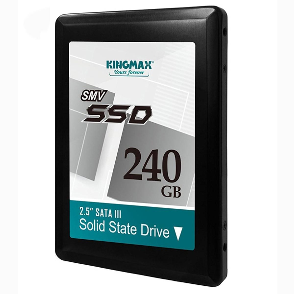 Ổ SSD Kingmax SMV32 240Gb SATA3