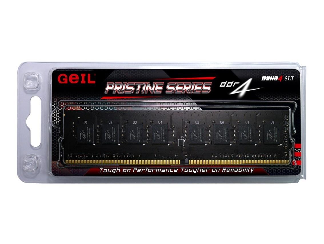 RAM Geil Pristine DDR4 4Gb 2666 (GP44GB2666C19SC)