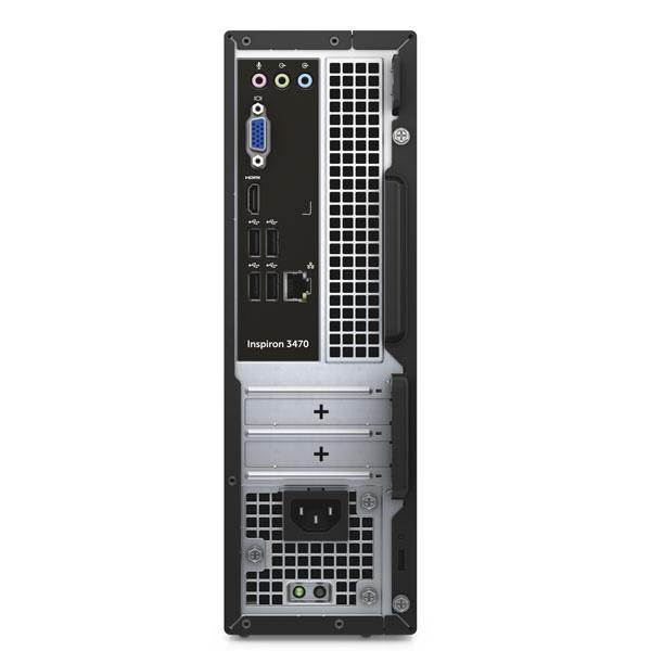 Máy tính để bàn Dell Inspiron 3470-STI59315W h2