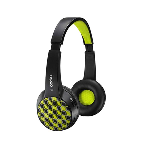 Tai nghe không dây chụp tai Rapoo S100 (Đen)