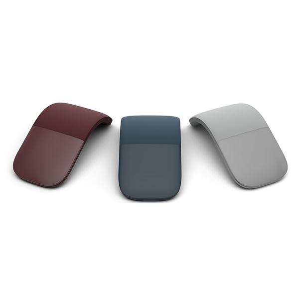 Chuột không dây Microsoft Surface Arc Mouse-Burdundy