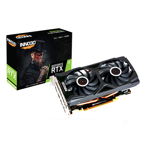VGA Inno3D RTX 2060 SUPER Twin X2 OC 8GB