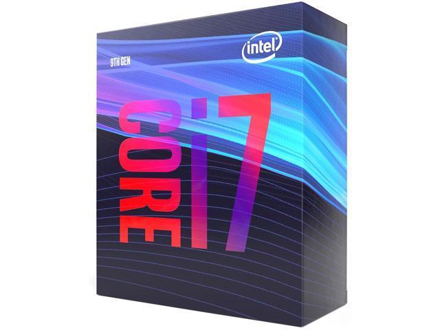 CPU Intel Core i7 9700