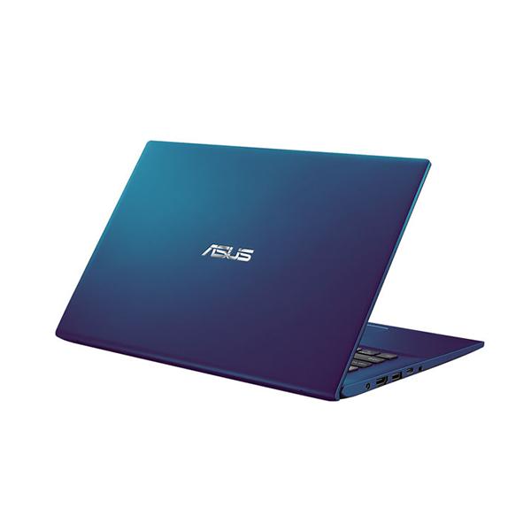 Laptop Asus Vivobook A412FA-EK287T (i3-8145U/4GB/512GB SSD/14FHD/VGA ON/Win10/Blue)