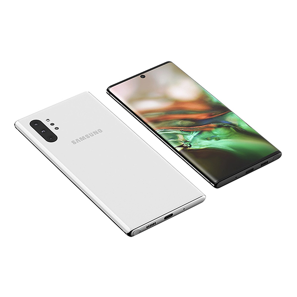 Samsung Galaxy Note 10 Plus 256Gb (Trắng ánh sao)