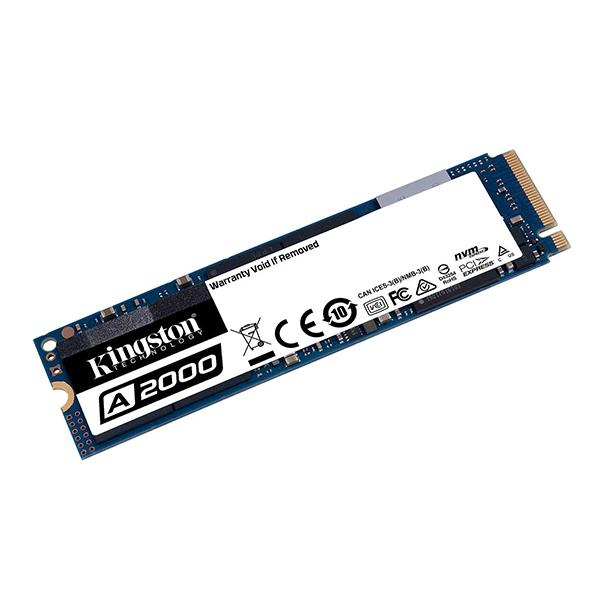 Ổ SSD Kingston SA2000M8 250Gb PCIe NVMe Gen3 M2.2280