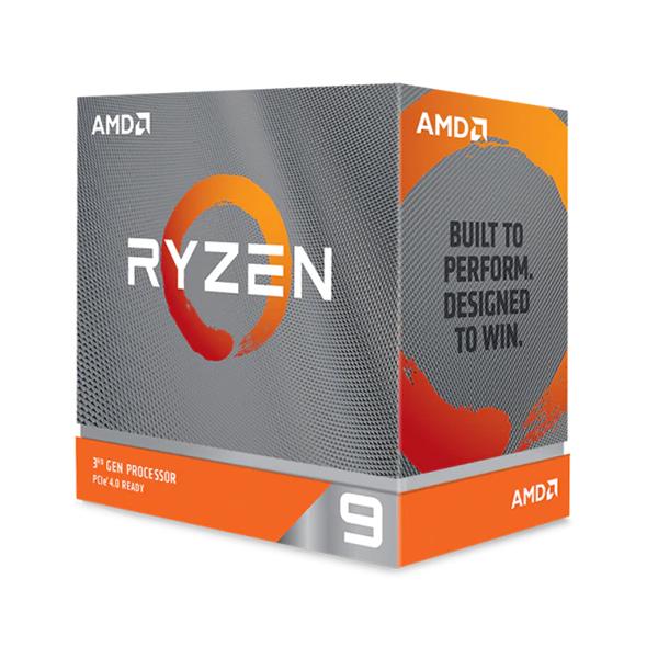 CPU AMD Ryzen 9 3950X (Up to 4.7Ghz/ 72Mb cache)