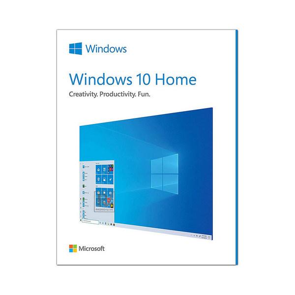 Phần mềm Microsoft Windows Home 10 32/64bit Eng Intl USB HAJ-00055