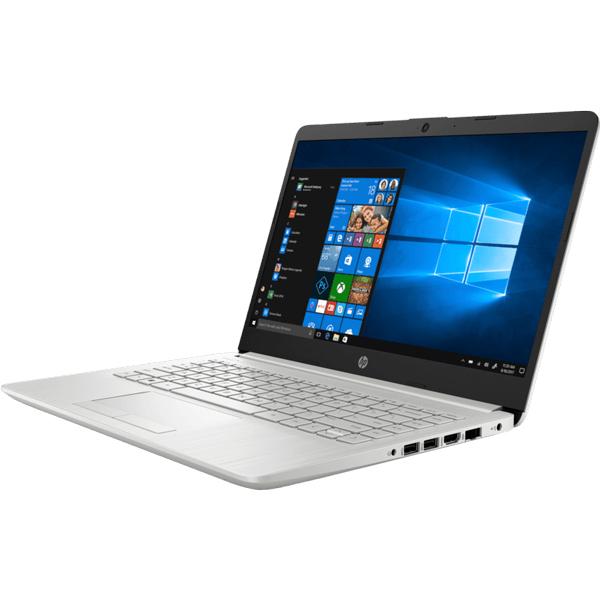 "Laptop HP 14s-dk0132AU 9AV94PA (Ryzen 5 -3500U/4GB/256GB SSD/14""FHD/AMD Radeon/Win10/Silver)"