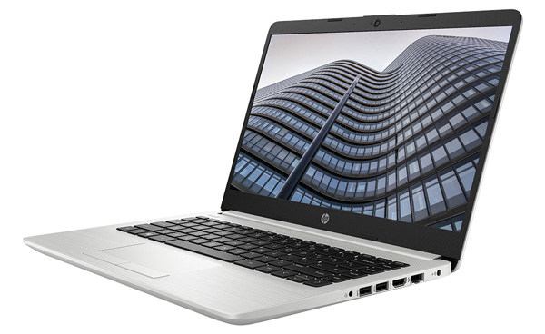 "Laptop HP 348 G7 9PG85PA (i3-10110U/4GB/256GB SSD/14""/VGA ON/Dos/Silver)"