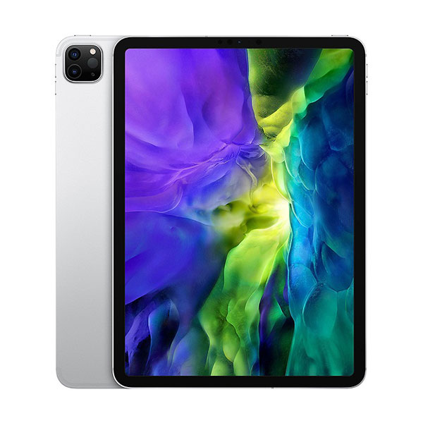 Apple iPad Pro 12.9 (2020) Cellular 256Gb (Silver)- 256Gb/ 12.9Inch/ 4G