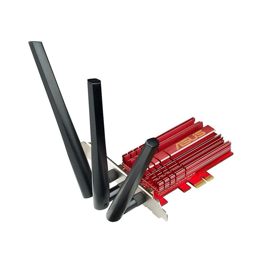 Cạc mạng Wifi PCI Asus PCE-AC68 Chuẩn AC1900Mbps
