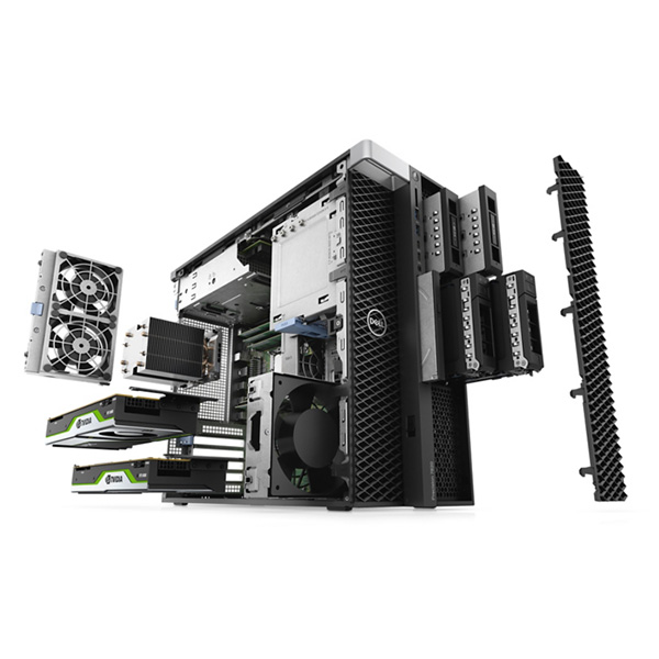 Máy trạm Workstation Dell Precision T7820 - 42PT78D023