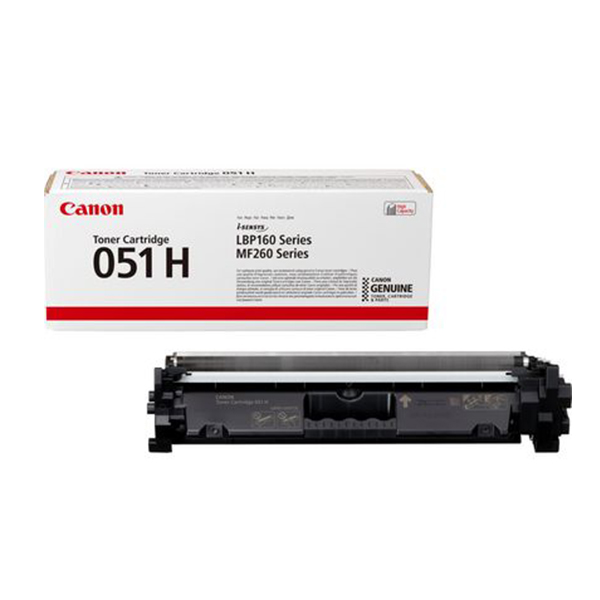 Mực hộp máy in laser Canon 051H
