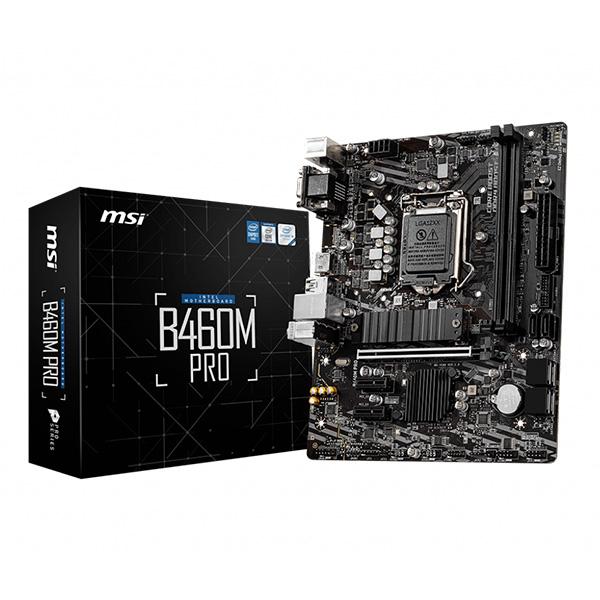 Mainboard MSI B460M-PRO