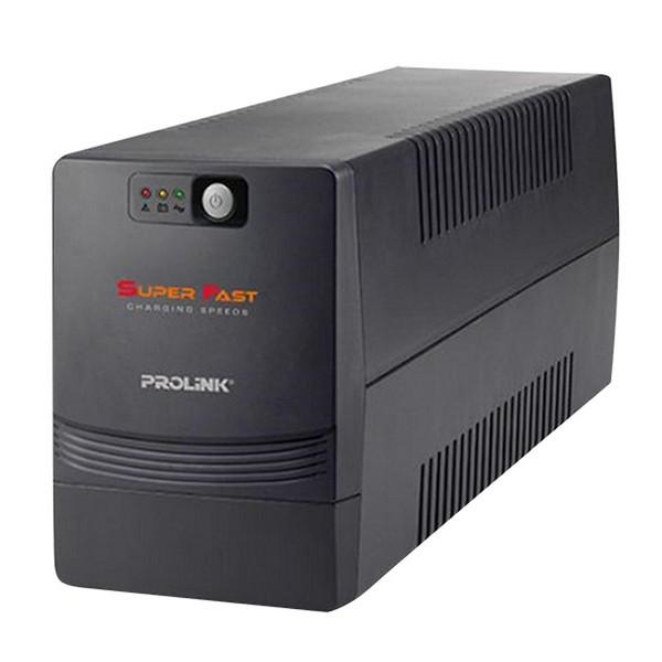 Bộ lưu điện UPS PROLiNK PRO700SFC 650VA