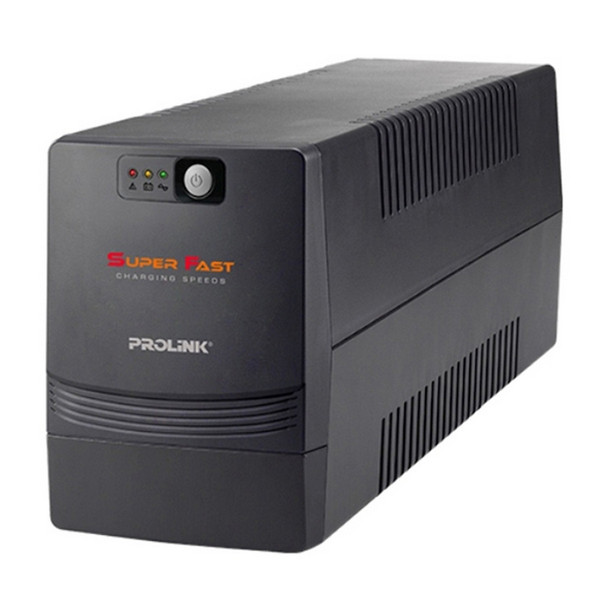 Bộ lưu điện UPS PROLiNK PRO1201SFC (1200VA/720W)