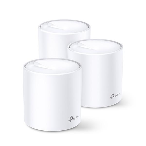 Bộ phát wifi 6 TP-Link Deco X20 3-Pack AX1800Mbps