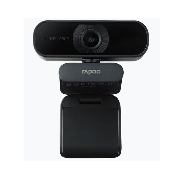 Webcam Rapoo C260 FullHD 1080p - Hàng Chính Hãng